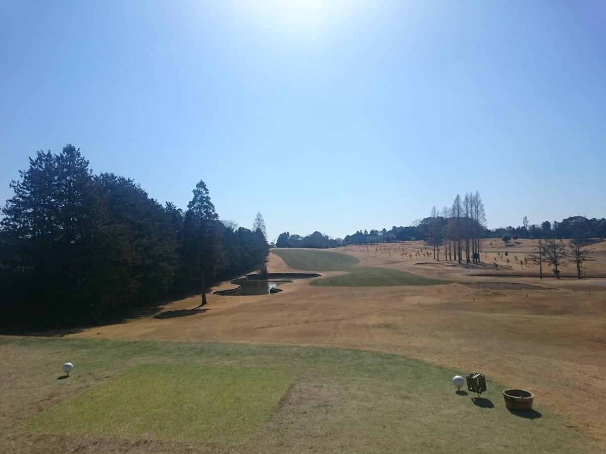JGM霞丘ゴルフクラブに行ってきた!距離が短いゴルフ場の評判は?