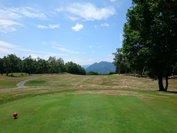 水上高原ゴルフコースへ行ってきた!高原ゴルフは真夏に最高!